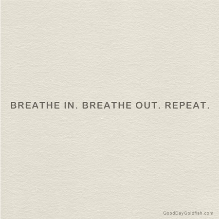 Follow this deep breathing meditation MP3 and relax yourself.