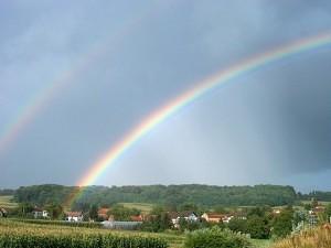 Rainbow Meditation