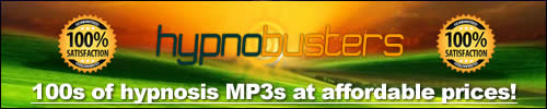 HypnoBusters has 100s of great hypnosis MP3s at affordable prices!